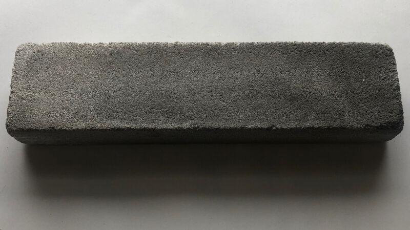 vintage very fine grit wet honing sharpening natural?  honing stone