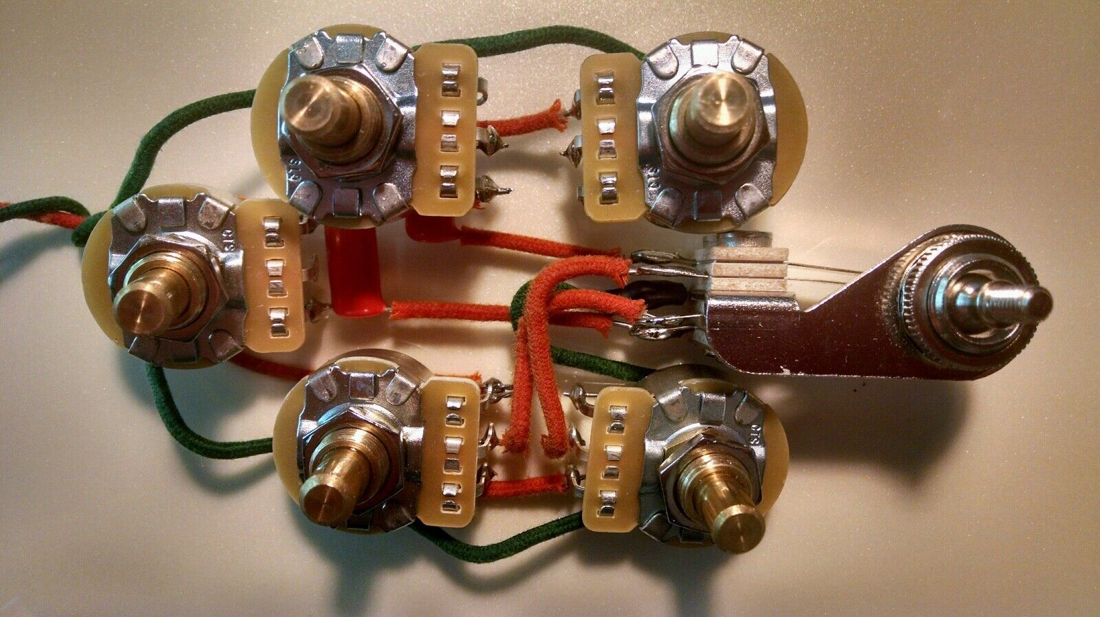 rickenbacker 340 370 350sh 3 guitar 5 wiring harness mono 163 77 35 picclick uk