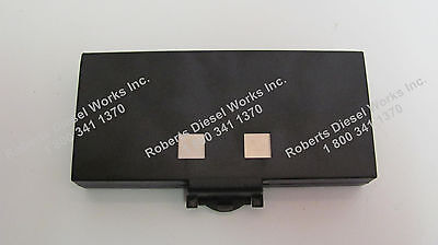 Hetronic 9.6 volt Battery 2000mah. Radio Remote Replacement Battery