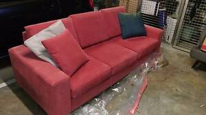 3-Seater Couch & Single Chair North Sydney North Sydney Area Preview