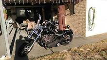 2010 FXDWG. Custom bike Ridgewood Wanneroo Area Preview