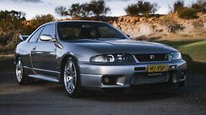 1997 R33 Nissan Skyline GTR V-Spec S3 With Warranty until 12/2020