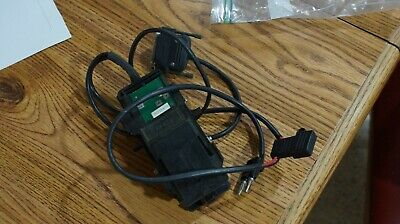 Motorola Radio Programming Power Adapter Rln4515a P1225 Or Gp300 Gp350