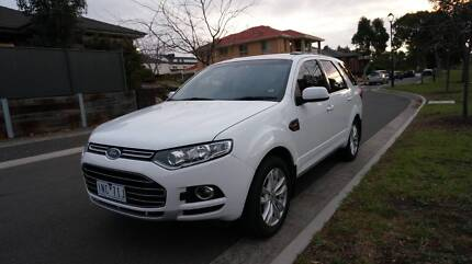 2011 Ford Territory SUV, Diesel,Low kms, Rego, Rwc Craigieburn Hume Area Preview