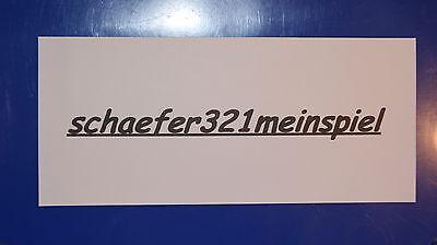 schaefer321meinspiel