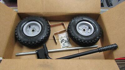 Random Generator Wheel Cart Parts Handle 2 Wheels Etc... Look...