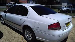 2004 Ford Falcon Sedan Long Jetty Wyong Area Preview