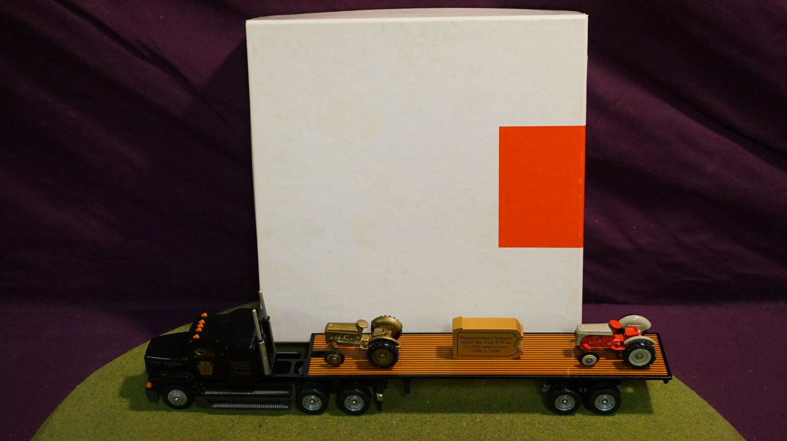 Winross Diecast 1/64 Scale Truck PA.Farm Show 82nd 1998.