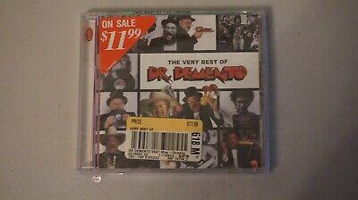 The Very Best of DR. DEMENTO (CD 2001 Rhino) Fish Heads, Pencil Neck Geek, (The Very Best Of Dr Demento)