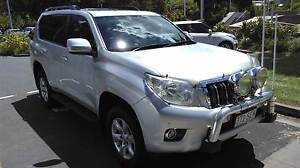 Prado Altitude Limited Edition (4x4) Cairns Cairns City Preview