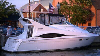 1999 Carver 350 Twin Diesel Mariner