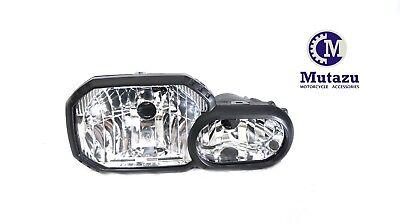 Mutazu Premium Clear Headlight Assembly BMW F650GS, F700GS, F800GS, adventure