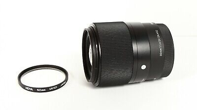 ** EXCELLENT ** Sigma 30mm F/1.4 DC DN Contemporary Lens for Sony E - Mount