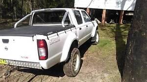 2003 Nissan Navara Ute Towamba Bega Valley Preview
