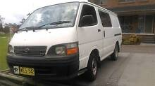1999 Toyota Hiace Van East Maitland Maitland Area Preview