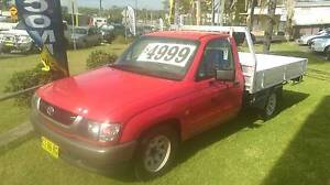 TOYOTA HILUX UTE Warners Bay Lake Macquarie Area Preview