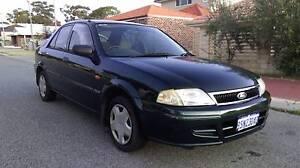 2002 Ford Laser Sedan Perth Perth City Area Preview
