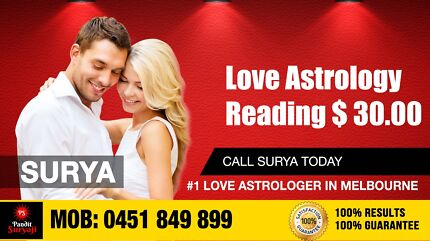 Surya Ji - Indian Astrologer - Love Problem - Black Magic