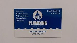 NT PLUMBING Cannon Hill Brisbane South East Preview