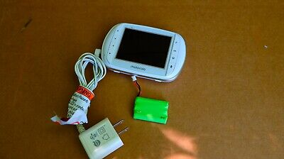 Motorola Baby Cam Color LCD Screen Monitor ONLY w/ Battery #4