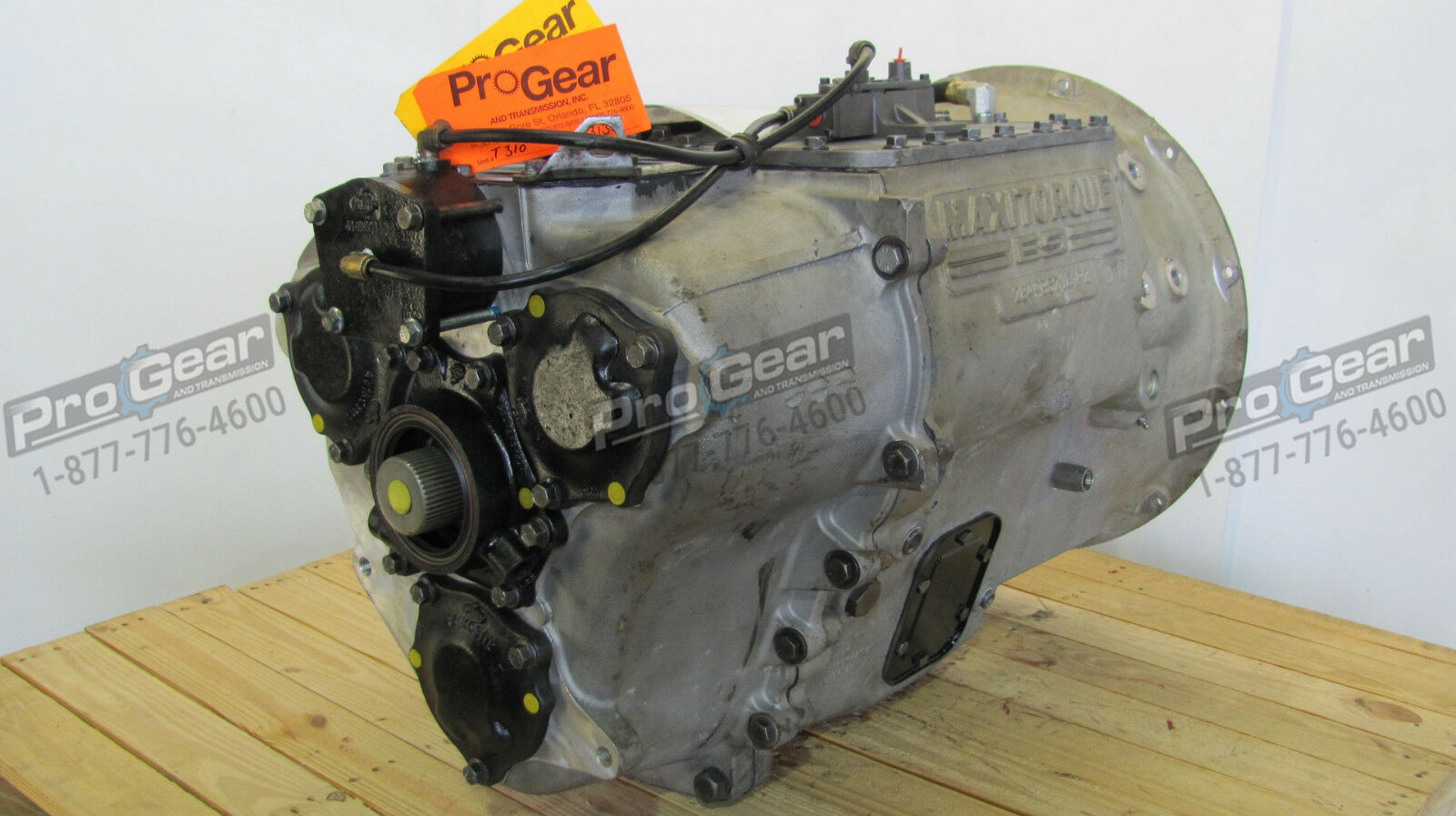 T310 MACK 10 SPEED TRANSMISSION WITH BELL HOUSING PUMP | Shopping Bin -  Search eBay faster