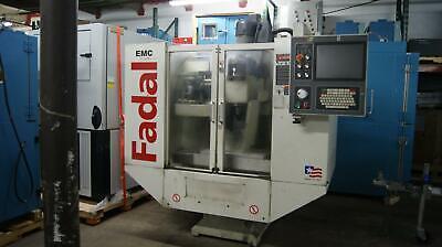 Fadal Emc Cnc Vertical Machining Center