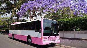 Pink Party Bus Sydney - The Only PINK Party Bus Hire In Sydney Penrith Penrith Area Preview