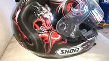 Moto bike helment Redcliffe Belmont Area Preview