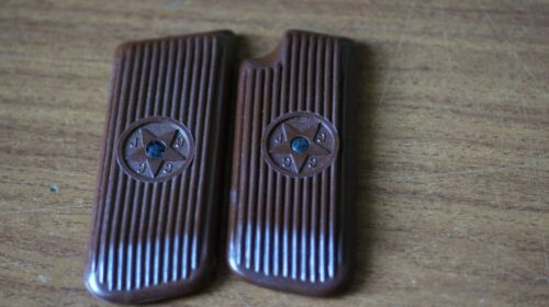 Tokarev TT-33 2 pc. Brown сarbolite pistol grips