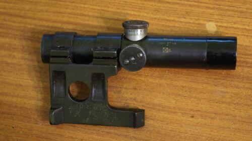 Mosin PU   scope 1943-44   Soviet Russia made ( Мосин ) USSR WWII