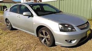 2008 Mitsu VRX 380 111 Sedan Great Cond Inside&Outside 3mth Rego Gloucester Gloucester Area Preview