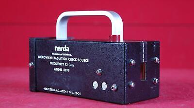 Narda 8699 Microwave Radiation Check Source 12hz