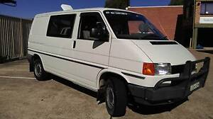 VW T4 Transporter Kombi Camper 5 seater Mona Vale Pittwater Area Preview