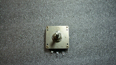 Vintage 500 Ohm 1w Elrado Potentiometer