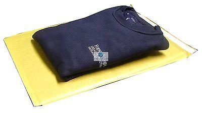 5 JL7 Gold Brown 370 x 445mm Bubble Padded JIFFY AIRKRAFT Postal Bag Envelope