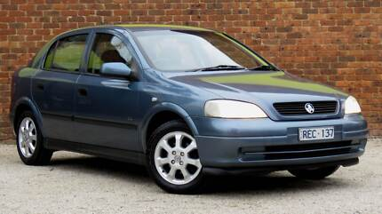 2001 Holden Astra Hatchback Ferntree Gully Knox Area Preview