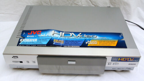 JVC HM-DH30000U D-VHS HD VCR D-Theater