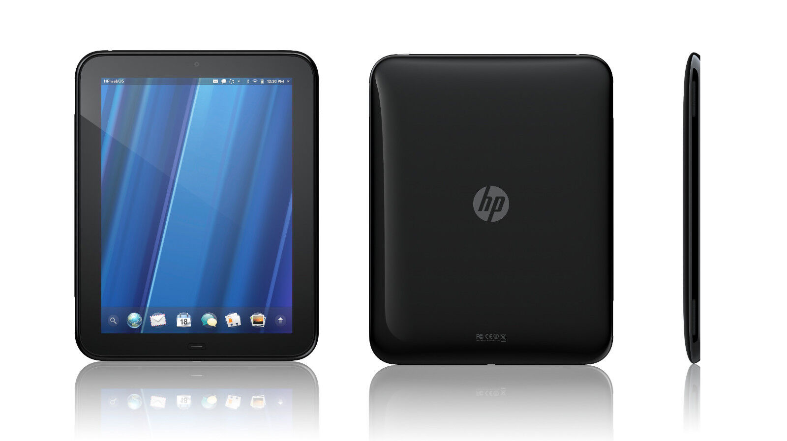 HP Touchpad 16G, WiFi, 9.7 inch tablet computer