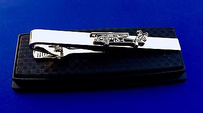 Blackhawk Tie Clip Helicopter Tie Clasp US Military  (Brand New)