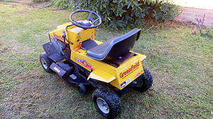 Greenfield Mini Mow ride on mower Hayborough Victor Harbor Area Preview
