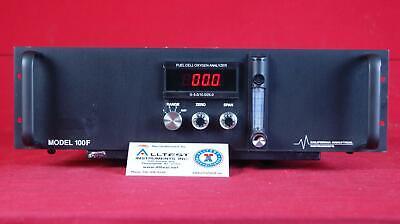California Analytical 100f W06015 Fuel Cell Oxygen Analyzer