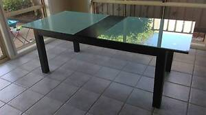 Extendable 8 seater dining table Oakden Port Adelaide Area Preview