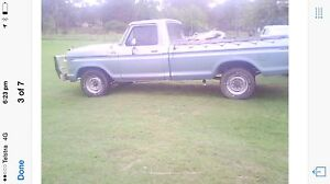 1979 Ford F250 Ute Bywong Queanbeyan Area Preview