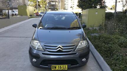2007 Citroen C3 Hatchback Sydney City Inner Sydney Preview
