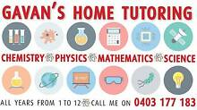 Gavan's Professional Tutoring - Mathematics, Physics, Chemistry Dianella Stirling Area Preview