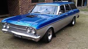 1966 Ford Other Wagon Bentleigh Glen Eira Area Preview
