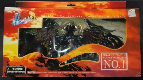 Final Fantasy X Monster Collection No 1 Bahamut Action Figure ArtFX Kotobukiya