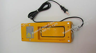 Hetronic UCH-2 Battery Charger for 9.6 volt 2000mah batteries