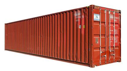 40 FT HC Shipping Containers - Sydney $1940 Plus GST Sydney City Inner Sydney Preview