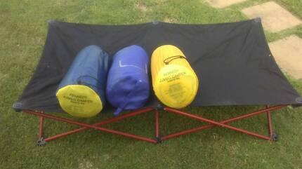 Child Camp Stretcher Sleeping Bags